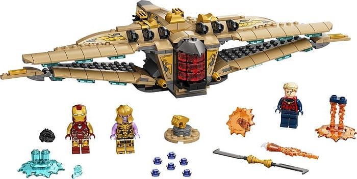76237 LEGO Marvel Super Heroes
