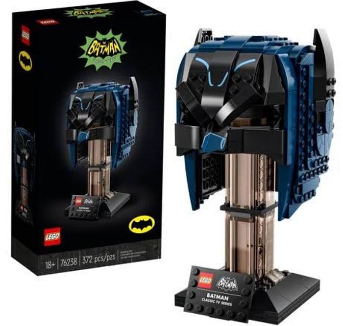 76238 LEGO Batman Cowl
