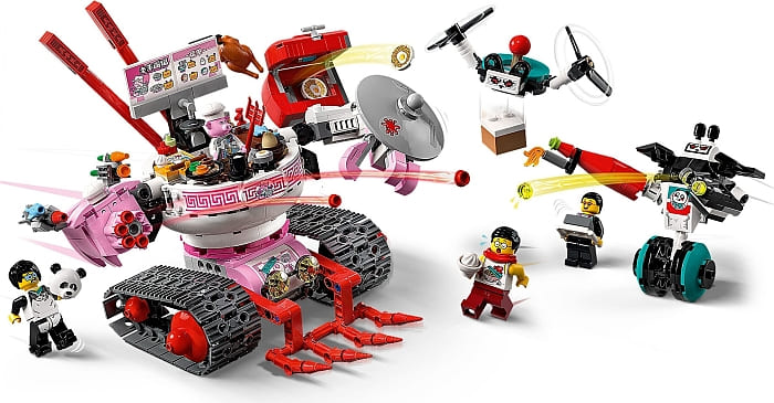 80026 LEGO Monkie Kid 1