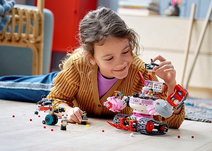 80026 LEGO Monkie Kid 2