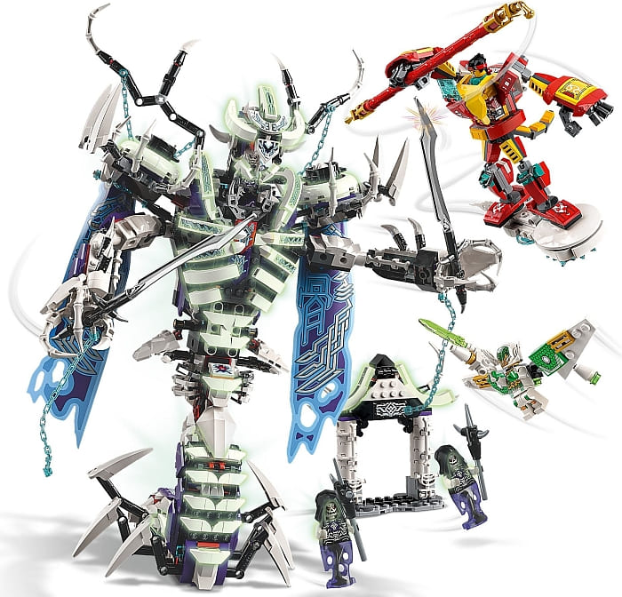 80028 LEGO Monkie Kid 2