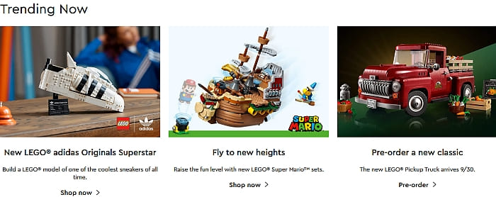 LEGO Double VIP Points July 2021 4