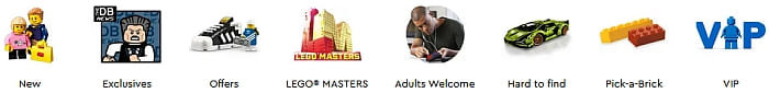 LEGO Double VIP Points July 2021
