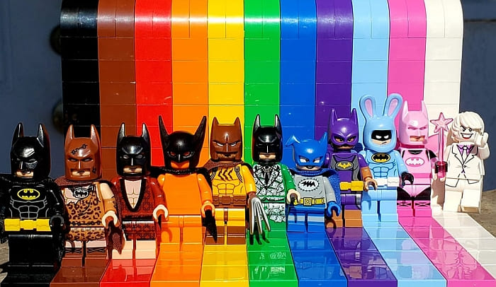 LEGO Everyone is Awesome by Marc Yarbrough