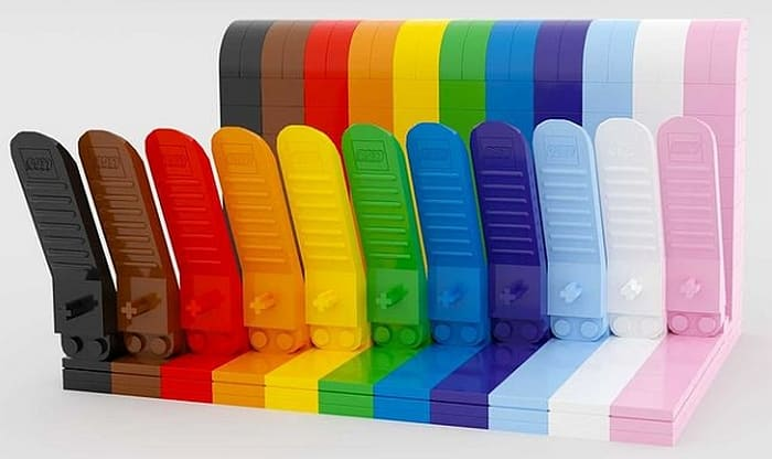 LEGO Everyone is Awesome by ranga bricks
