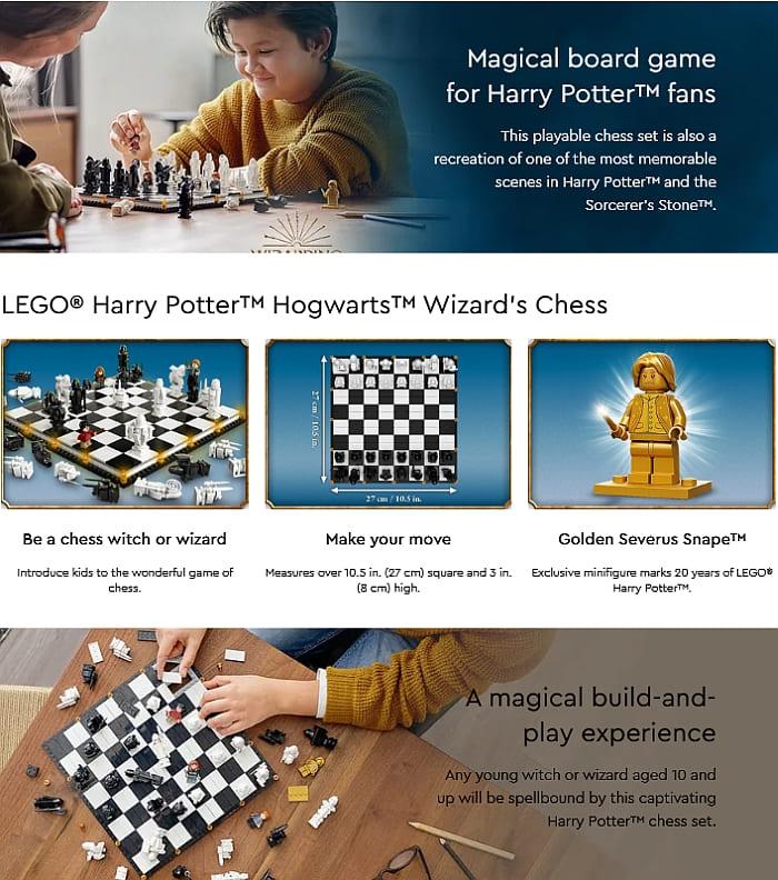 76392 LEGO Harry Potter 9 1