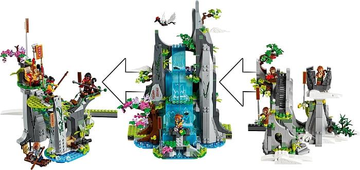 80024 LEGO Monkie Kid 2