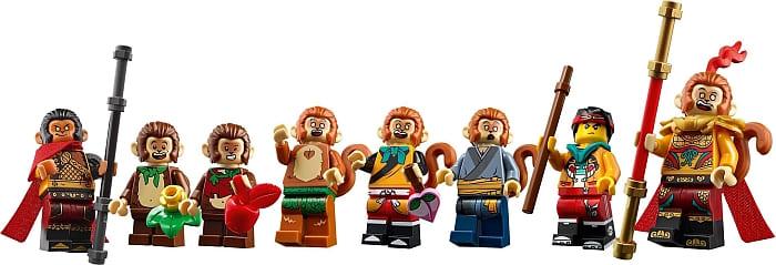 80024 LEGO Monkie Kid 4