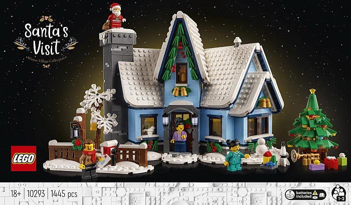 10293 LEGO Winter Village 1
