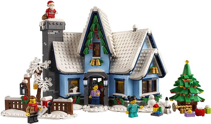 10293 LEGO Winter Village 11