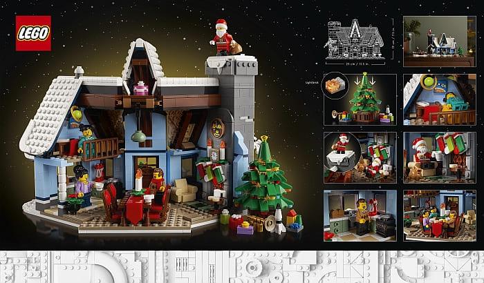 10293 LEGO Winter Village 2