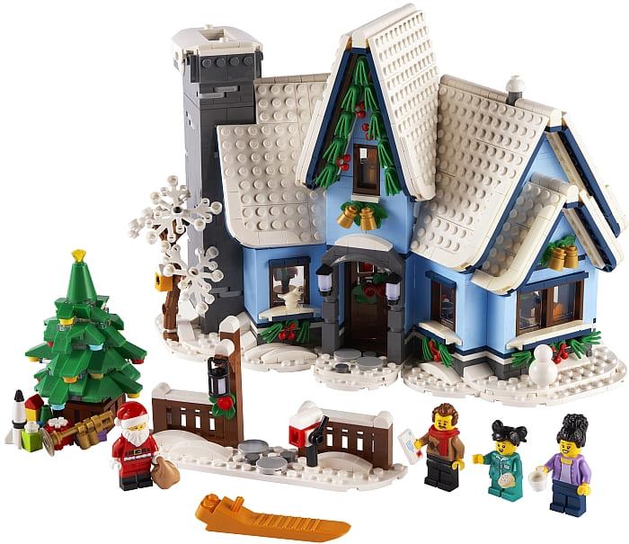 10293 LEGO Winter Village 3