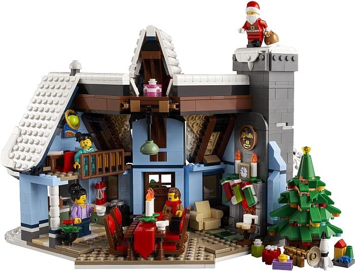 10293 LEGO Winter Village 4