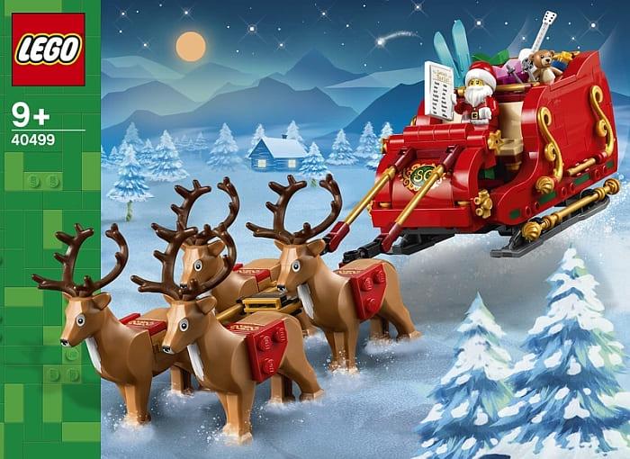 40499 LEGO Santas Sleigh 1