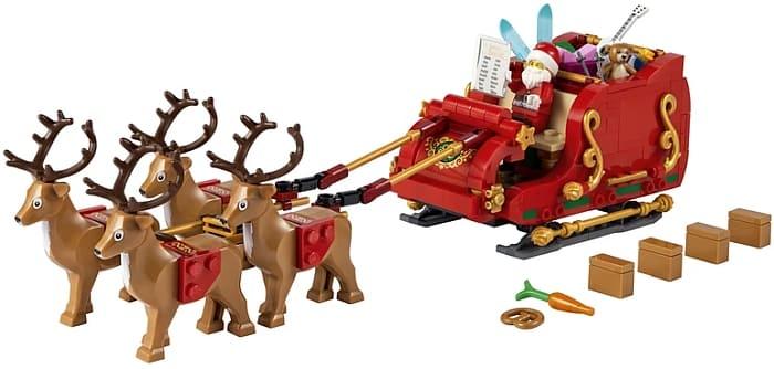 40499 LEGO Santas Sleigh 2