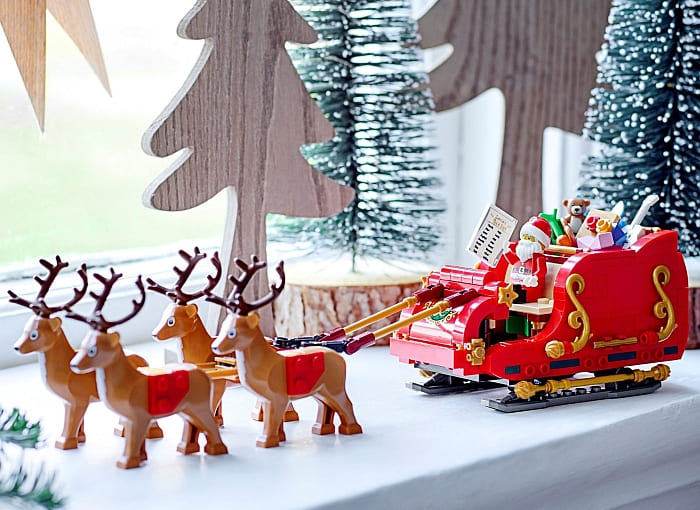 40499 LEGO Santas Sleigh 3
