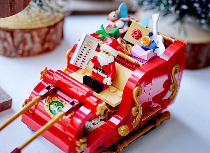 40499 LEGO Santas Sleigh 5