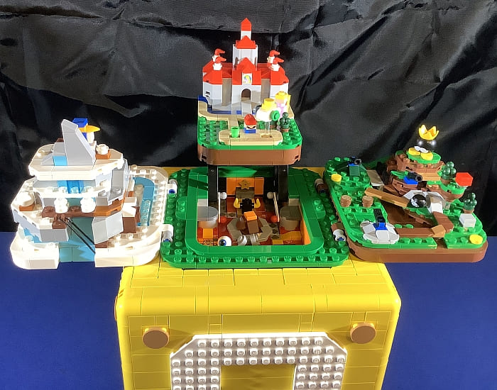 71395 LEGO Super Mario Cube 14