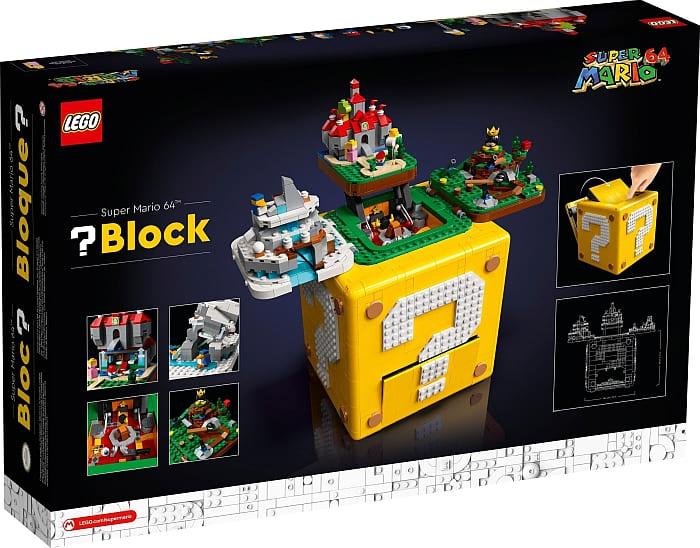 71395 LEGO Super Mario Cube 3
