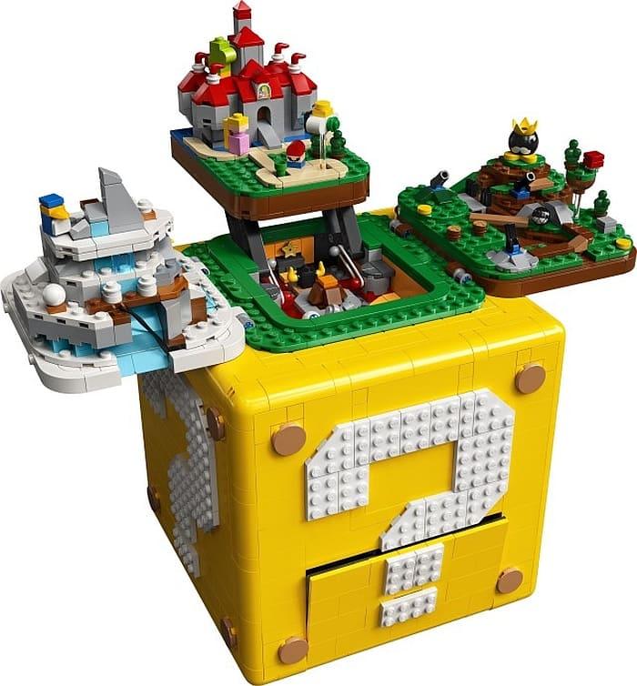 71395 LEGO Super Mario Cube