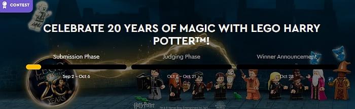 LEGO Harry Potter Contest 3