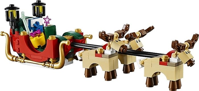 LEGO Reindeer 3