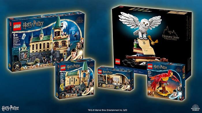 LEGo Harry Potter Contest 1